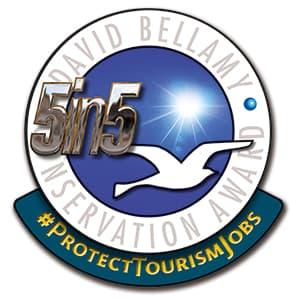 David Bellamy Protect 2021 Award