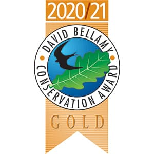 David Bellamy Protect gold 2021 Award